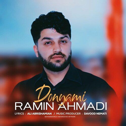 دانلود آهنگ رامین احمدی دنیامی